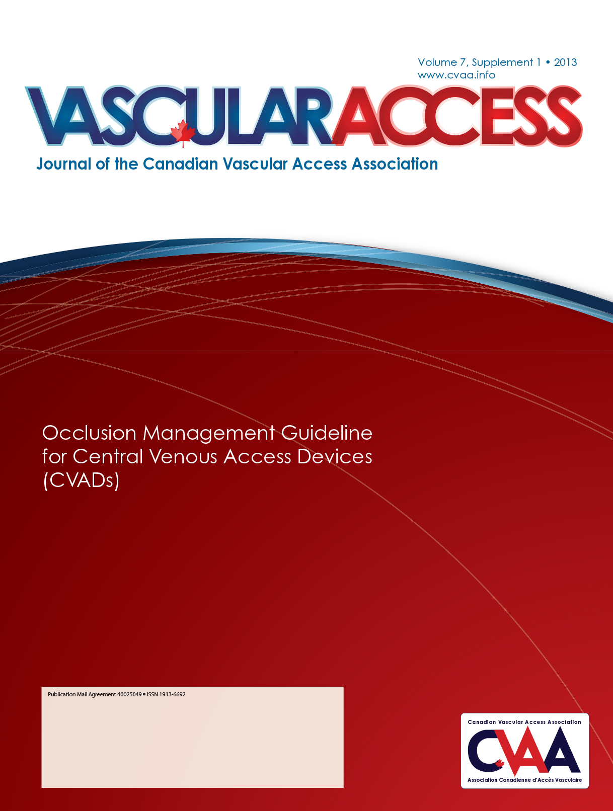 Occlusion Management Guideline Omg